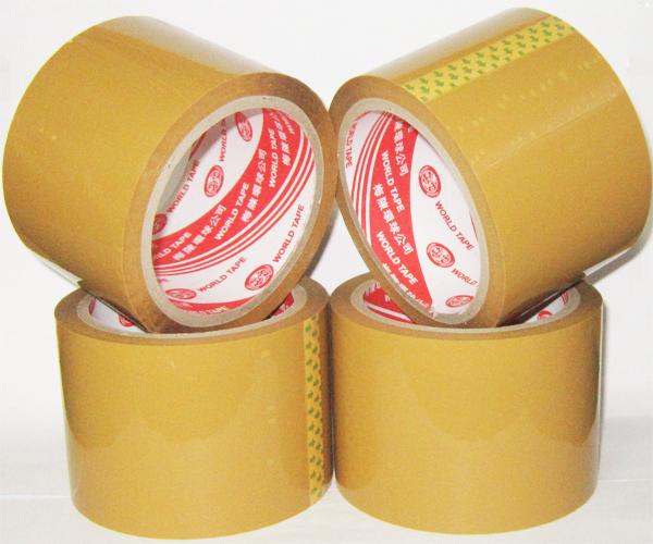Băng keo dán thùng chất lượng tốt khi có chất bám dính và độ bền cao